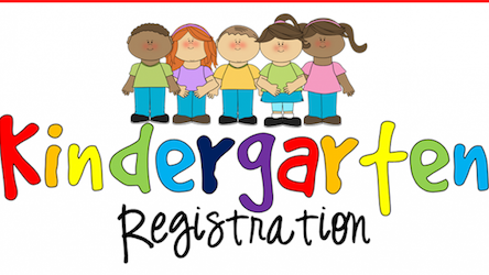 Kindergarten Registraion