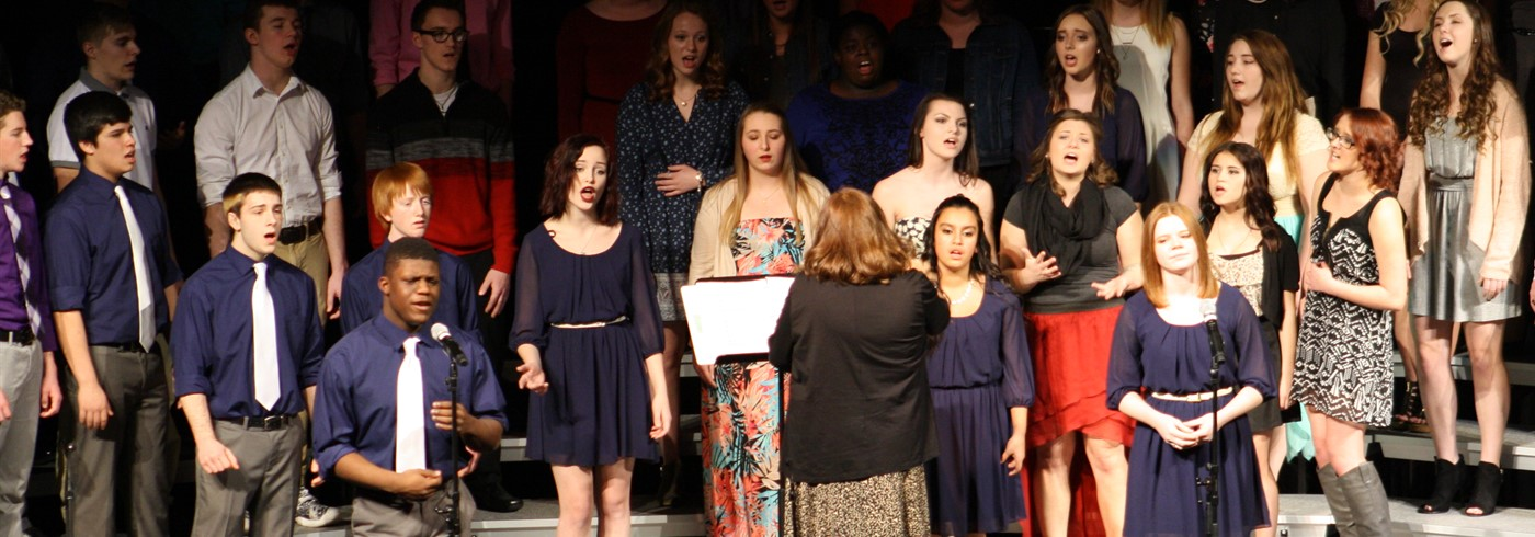 Napoleon High School Choir