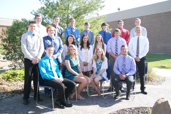 Class of 2016 Academic Honors